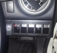 Mazda BT50 6 Switch Steel Panel 2011-2018
