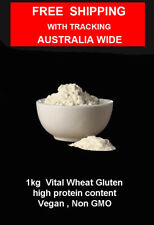 1kg  Vital Wheat Gluten, High in Protein, Vegan, Non GMO