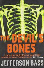The Devil's Bones: A Body Farm Thriller (Body Farm Thriller 3)-Jefferson Bass