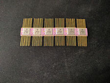K133ID1 SN74141N, MH74141 IC GOLD NIXIE TUBE CLOCK DRIVER for IN18 IN14 Lot of 1