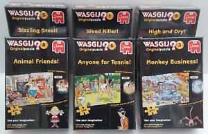 Wasgij, 150 Piece, Jigsaw Puzzle - Various - New
