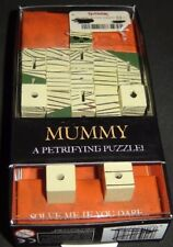 Mummy A Petrifying Wooden 3D Puzzle NEW - 5060036537289 ~ Halloween