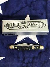 """Boker Tree Brand Classic Wood 82881 1988 Mini 2 3/4"""" Pocketknife w Box"""
