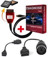 Profi Diagnose Gerät für BMW MINI Fahrzeuge INPA NCS Expert Tool32 ISTA D P