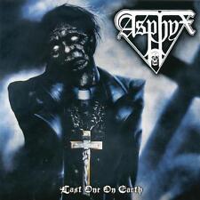 ASPHYX - LAST ONE ON EARTH - CD SIGILLATO 2006