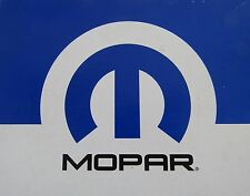 Chrysler Voyager Kühlergrill in Chrom mit Logo ! NEU! Original Mopar! 04576764