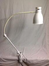 Lampe JIELDE par Jean Louis Domecq  2 BRAS JLD 7 100% vintage