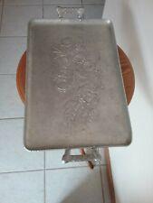 Everlast Hammered Aluminium Tray