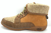 Chaco Pinecone Womens Winter Casual Bootie Boots Shoes Ladies Size 8 Excellent