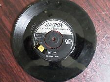45 RPM VG+ - Johnny Cash London  8928 Katy Too / I Forgot to Remember to Forget