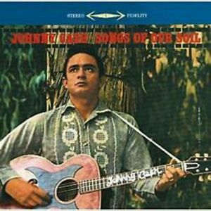 Johnny Cash - Songs of Our Soil - Rock n ' Roll - [CD]