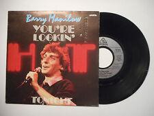 BARRY MANILOW : YOU'RE LOOKIN' HOT TONIGHT ♦ 45 TOURS PORT GRATUIT ♦