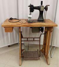 Handschuhnähmaschine Schmieder Säule Freiarm Industrie Handschuh Nähmaschine