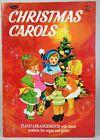 Vintage 60s 1969 Whitman CHRISTMAS CAROLS Song Book, Piano, Organ, Guitar