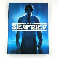 SIEGFRIED Vol 1 (Hardcover, 2012, First Print) Alex Alice Archaia  RARE OOP VHTF