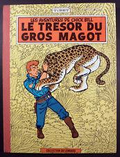Chick Bill Tibet Le trésor du gros magot Ed. du Lombard + POINT Tintin 1962 TBE