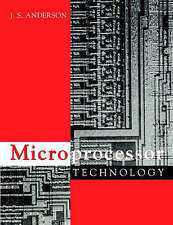 NEW Microprocessor Technology by J S Anderson
