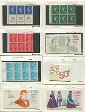GREAT BRITAIN MINT BOOKLETS & PANES WHOLESALE LOT