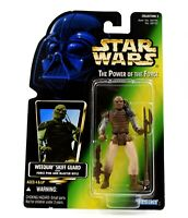 Star Wars The Power of The Force - Weequay Skiff Guard Action Figure