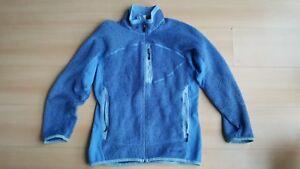 Patagonia Fleece Jacket Women's Regulator Sweater Size L, Chest ~ 110 cm