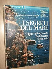 BOOK I SEGRETI DEL MARE IL MERAVIGLIOSO MONDO DEGLI OCEANI E DEI MARI SELEZIONE