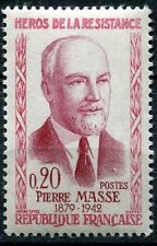 FRANCE TIMBRE NEUF N° 1249 **  PIERRE MASSE