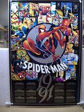 Todd McFarlane: Spiderman Calendar Poster 1991 (USA)