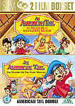 An American Tail 3 And 4 [DVD], DVDs