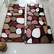 Soft Home Bathroom Carpet Water Absorption Non-Slip Rug Toilet Kitchen Door Mats