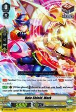 1x Cardfight!! Vanguard Halo Shield, Mark - V-EB03/015 - RR Near Mint