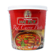MAE PLOY THAI RED CURRY PASTE - 1KG
