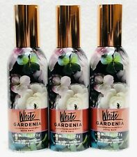 3 Bath Body Works WHITE GARDENIA Concentrated Mini Spray Mist Room Perfume