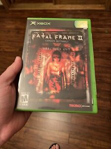 Fatal Frame II: The Crimson Butterfly - Original Xbox, 2004 New *No Cellophane