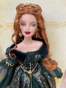 Legends Of Ireland, Silver Label, Collector Barbie, Aine.