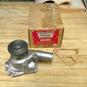 New Water Pump 140-1140 Chevrolet LUV Pickup 1.8L 1972-1974