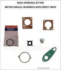 British Seagull 40 Model Overhaul Kit Direct Drive Model - Maintenance Kit