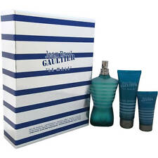 Le Male Jean Paul Gaultier 4.2 oz edt,Shower Gel and After Shave Balm Gift Set