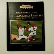 SPORTS ILLUSTRATED SPECIAL COLLECTORS EDITION PHILADELPHIA PHILLIES 09 WS CHAMPS