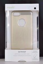 NEW!!! Moshi Armour Premium Metallic Case for iPhone 8 - Gold