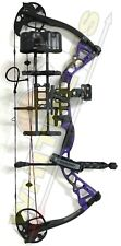 Diamond Bowtech Infinite Edge Pro Purple Camo Right Hand Rak Pkg - 5-70# 13-31""