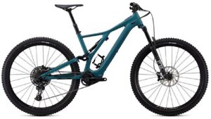 Specialized Levo Turbo Comp Sl Lrg Green Immac Con Missing Charger Lead
