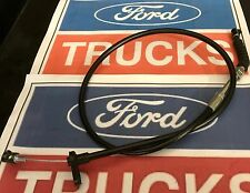 67-73 FORD F100 PARTS 240 / 300 CANADIAN 6 CYLINDER THROTTLE ACCELERATOR CABLE