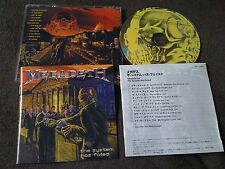 Megadeth /The System Has Failed /JAPAN LTD CD