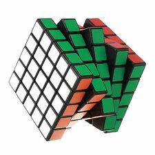 5x5x5 Magic Speed Cube Ultra-Smooth Twist Puzzle Intelligence Toys -Black Bottom