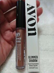 Avon Glimmer Shadow Liquid Eyeshadow fool's gold illusion  B36