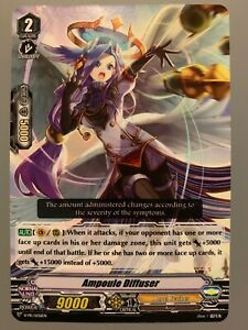 CARDFIGHT VANGUARD AMPOULE DIFFUSER (ANGEL FEATHER GRADE 2) V-PR/0136EN