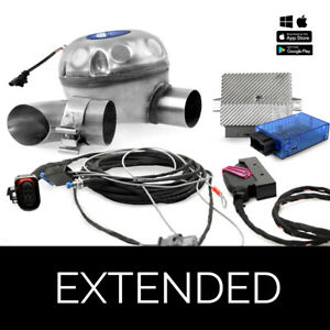 Kufatec Universal Active Sound Booster Kit - Extended