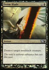 Doom Blade foil | EX | m11 | magic mtg