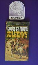 Vintage Louis L'Amour Western Paperback Kilkenny *ShipDeals* Build-A-Lot