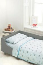Aden & Anais Toddler Bed in a Bag Toddler Pillow, Fitted & Flat Sheet, Blanket